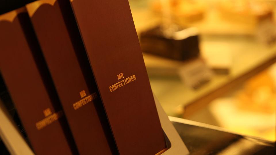Mr. Confectioner - branding