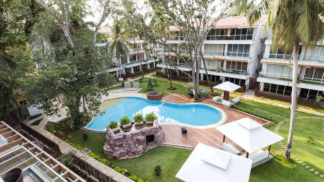 The Eternal Wave, Calangute, Goa Goa Swimming Pool 2