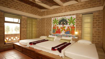 Deluxe Rooms at Our Native Village - resorts in Bangalore for family 49