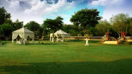 Clarks, Khajuraho Khajuraho Pool Side Garden Clarks Khajuraho