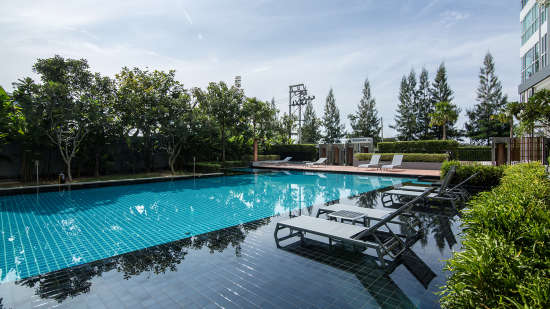 First Choice Suites Group  Swimming Pool First Choice Grand Suites Hua Hin Thailand Hua Hin Service Apartments