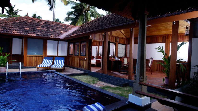 Estuary Pool Villa 3