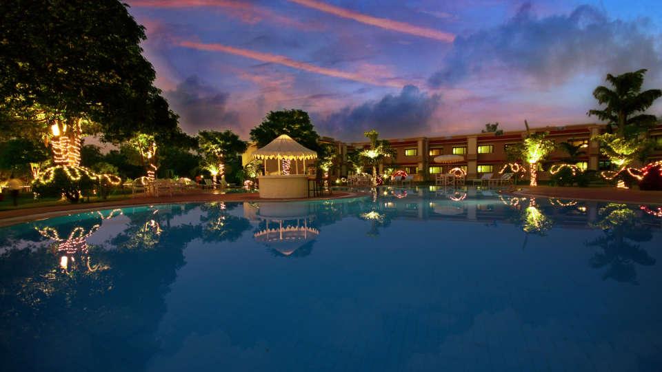 Hotel Clarks, Khajuraho Khajuraho Exterior Hotel Clarks Khajuraho 14