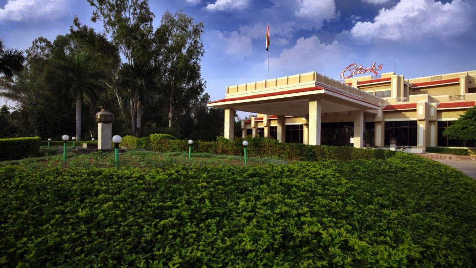 Hotel Clarks, Khajuraho Khajuraho Exterior Hotel Clarks Khajuraho 4