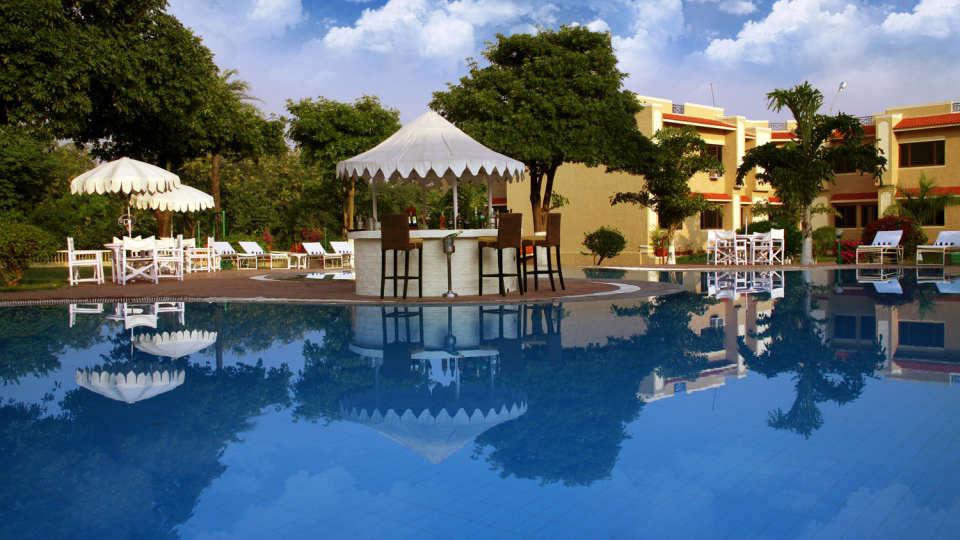 Hotel Clarks, Khajuraho Khajuraho Exterior Hotel Clarks Khajuraho 7