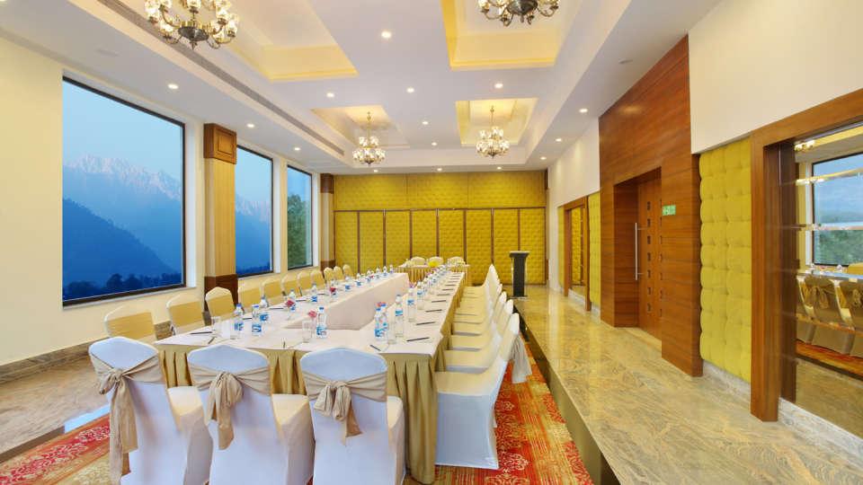 Banquet Halls at RS Sarovar Portico, Palampur Hotels 1