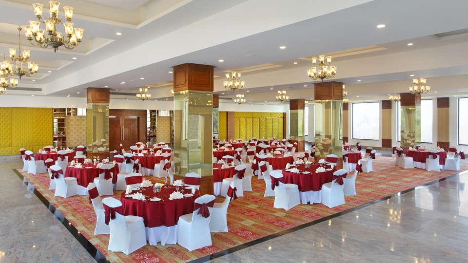 Banquet Halls at RS Sarovar Portico, Palampur Resorts 6