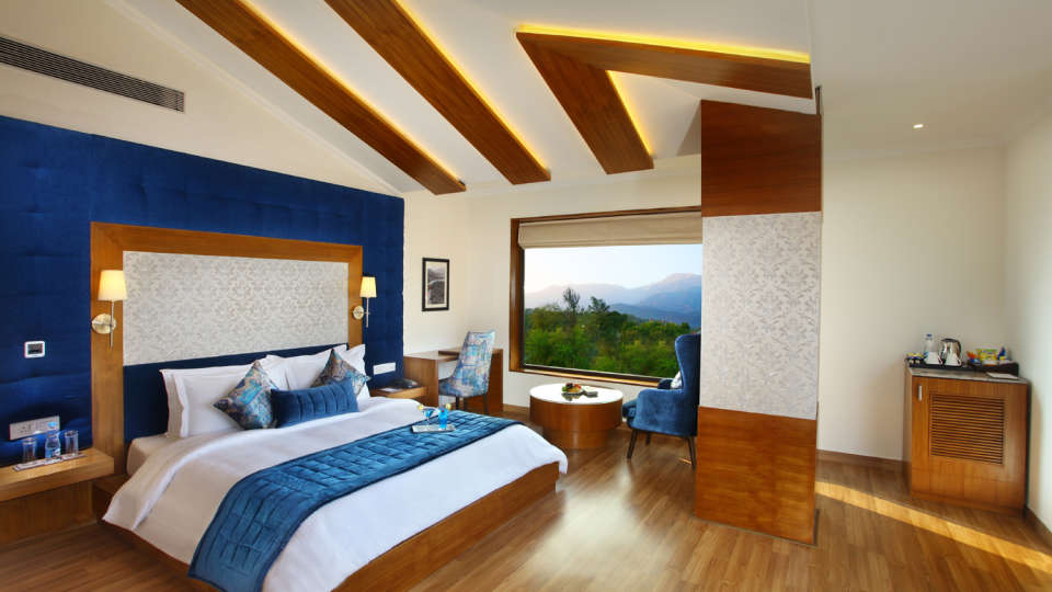 Executive Suite at RS Sarovar Portico, Palampur Hotels 1