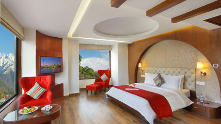 Junior Suite at RS Sarovar Portico, Palampur Hotels 2