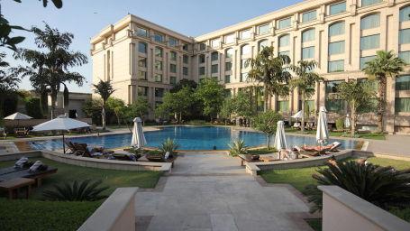Exterior  The Grand New Delhi  Hotels in Delhi  1