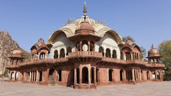 Moosi Maharani ki Chhatri _Tijara Fort Palace_Places To Visit In Rajasthan 1