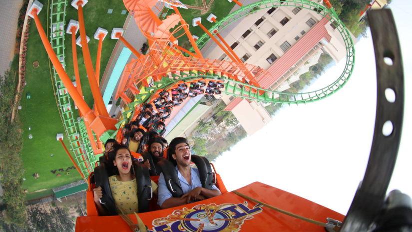 Wonderla Amazement Park and Resort Bengaluru Kochi and Hyderabad 24 hotdki 1