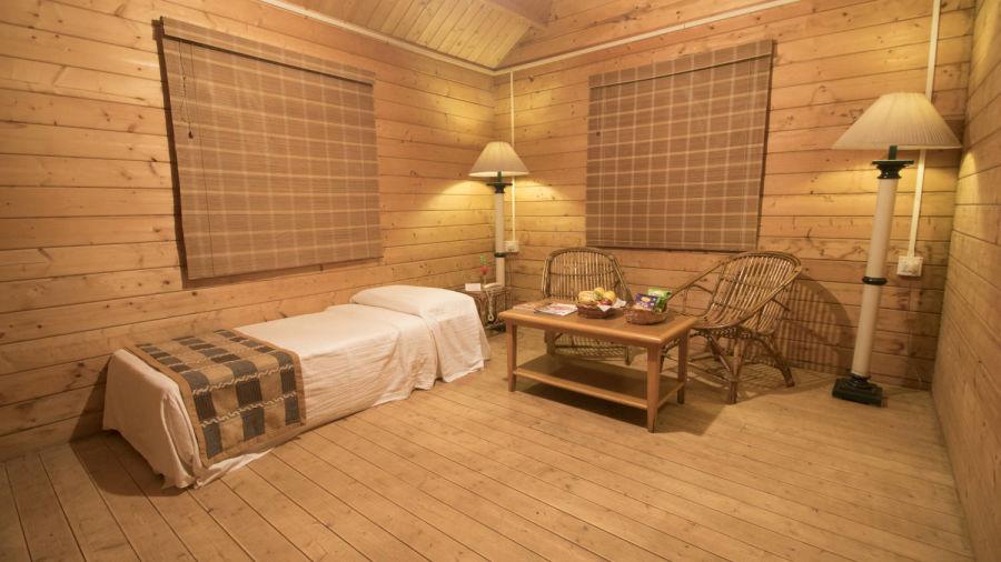 Facade - Lotus Eco resort Konark - Best resort in Konark 5