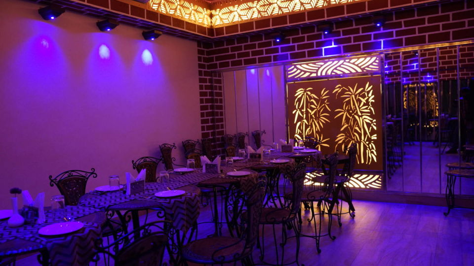 Restaurant In Patna  Gandhali At Hotel Gargee Grand  Dining In Patna 7