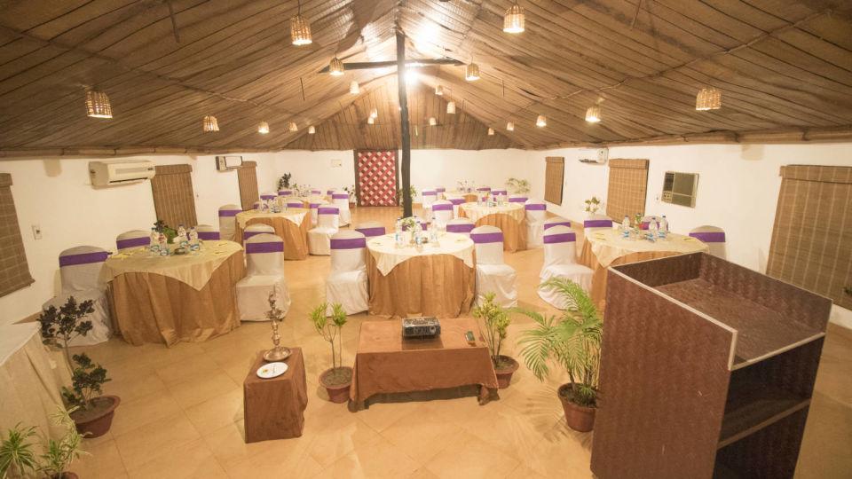 Conference Hall in Konark 3  Lotus Eco Beach Resort  Konark Resort