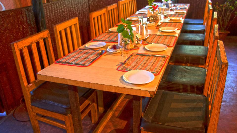 Restaurant in Konark 2  Lotus Eco Beach Resort Konark  Bar in Konark