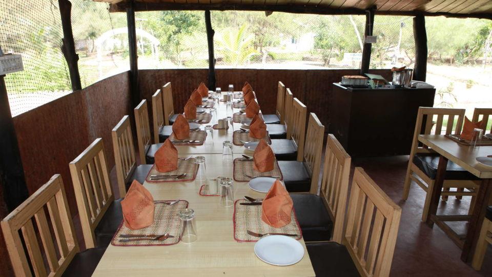 Restaurant in Konark 4  Lotus Eco Beach Resort Konark  Bar in Konark