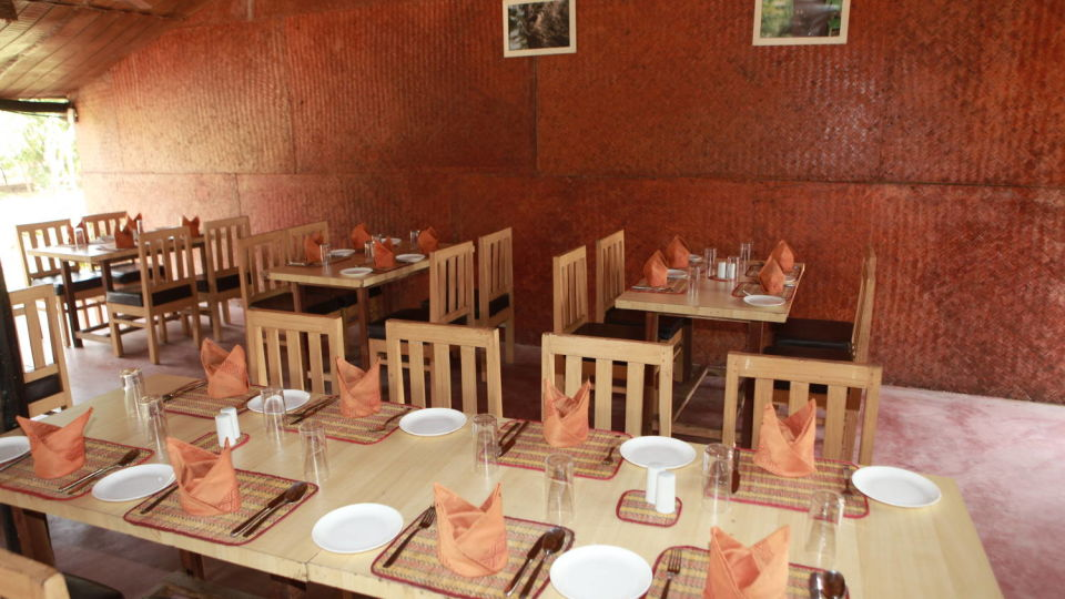 Restaurant in Konark 5  Lotus Eco Beach Resort Konark  Bar in Konark