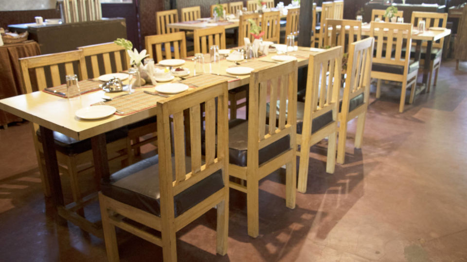 Restaurant in Konark 8. Lotus Eco Beach Resort  Bar in Konark