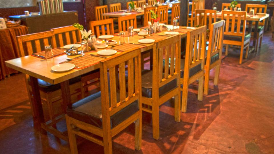 Restaurant in Konark  Lotus Eco Beach Resort Konark  Bar in Konark