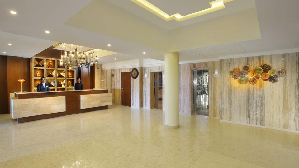 Banquet Halls at RS Sarovar Portico, Palampur Hotels  3