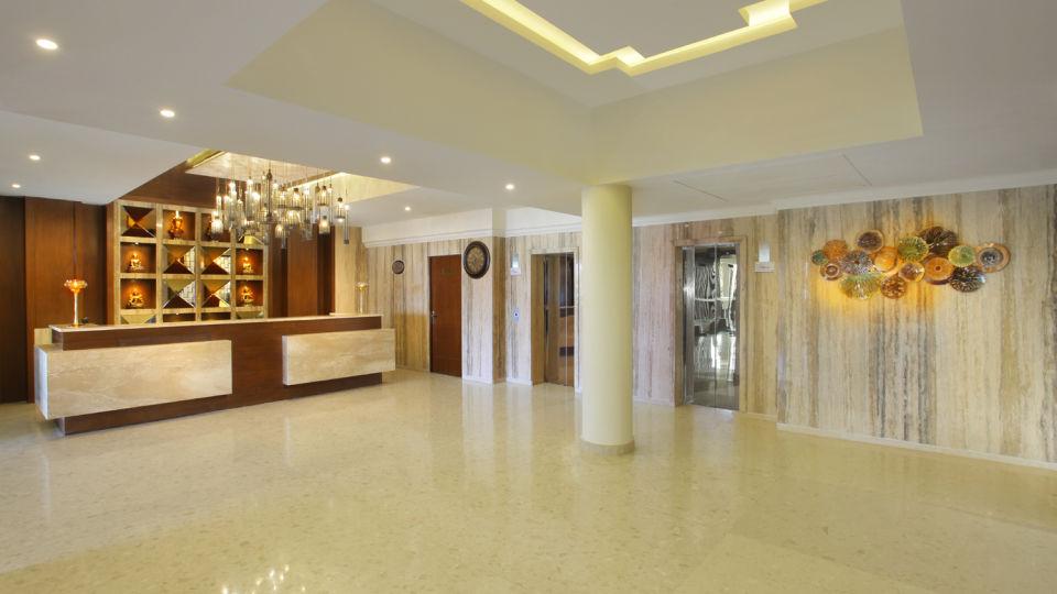 Banquet Halls at RS Sarovar Portico, Palampur Hotels 4