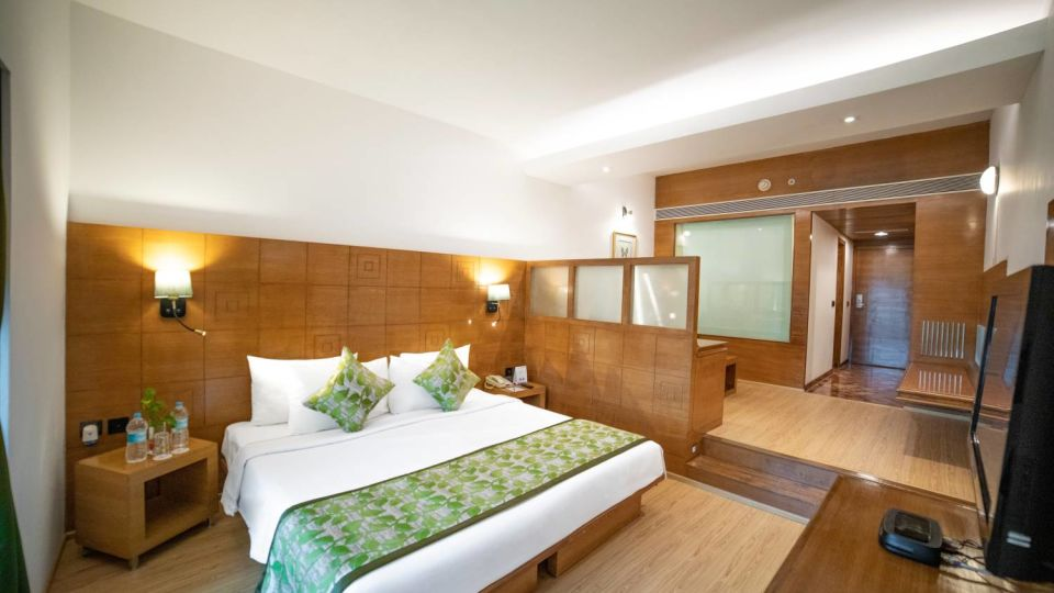 Premier Rooms at The Orchid Hotel  Ecotel Hotel in Pune  Luxury Hotels in Pune  Rooms In Pune