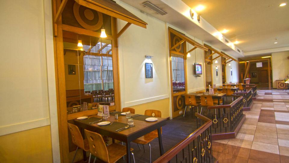 Restaurant  at The Orchid Hotel Pune -  Hotel in Balewadi Pune