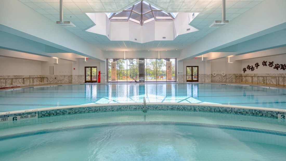 YO1 Health Resort, Wellness Retreat Near NYC, Pool 63