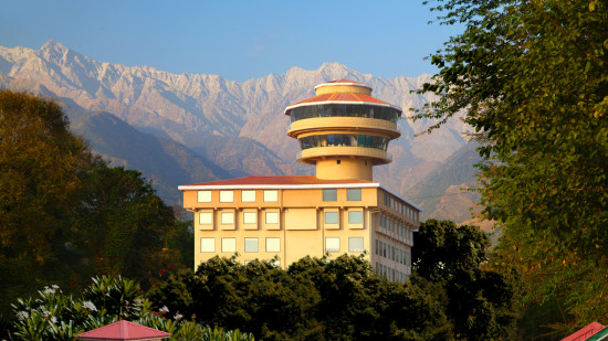 Facade at RS Sarovar Portico, Palampur Resorts  11