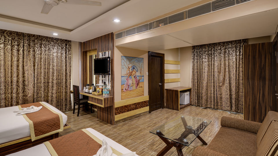 FAMILY SUITE at The Royal Melange Beacon Ajmer 1