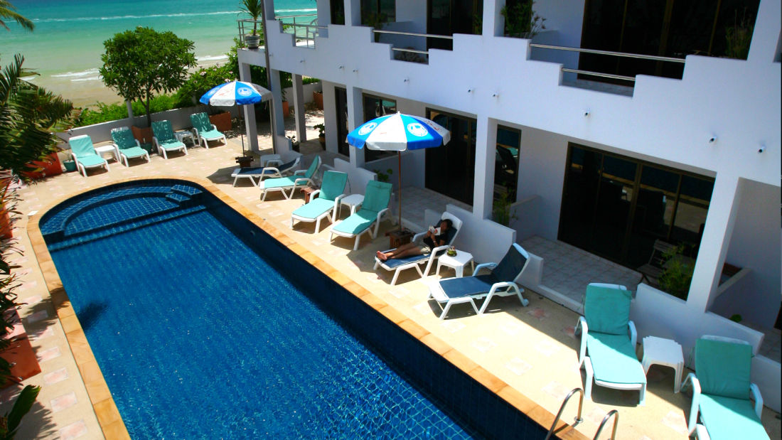 Hotel Kamala Dreams, Phuket Phuket Swimming Pool Hotel Kamala Dreams Phuket 1