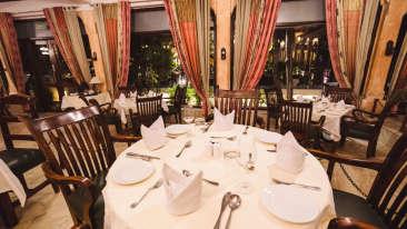 Restaurant in Jodhpur  Ranbanka Palace Hotel  Panchranga
