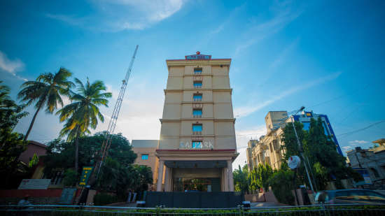 Raj Park Hotel Group  Elevation chennai 1