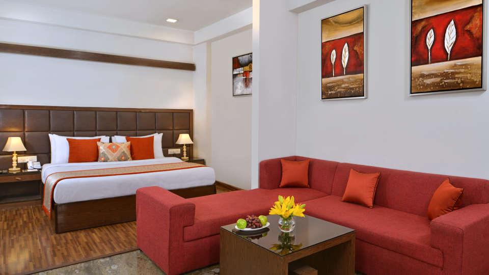 Room 2 Taurus Sarovar Portico IGI Delhi