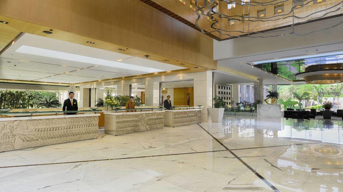 Lobby  Delhi Hotels  The Grand New Delhi- 5 1