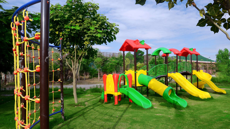 Kids zone at Ananta Udaipur 1 ovi1ju