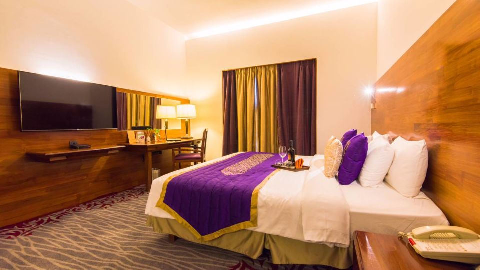Pune Hotel Rooms  The Orchid Hotel  Best Pune Hotels 717