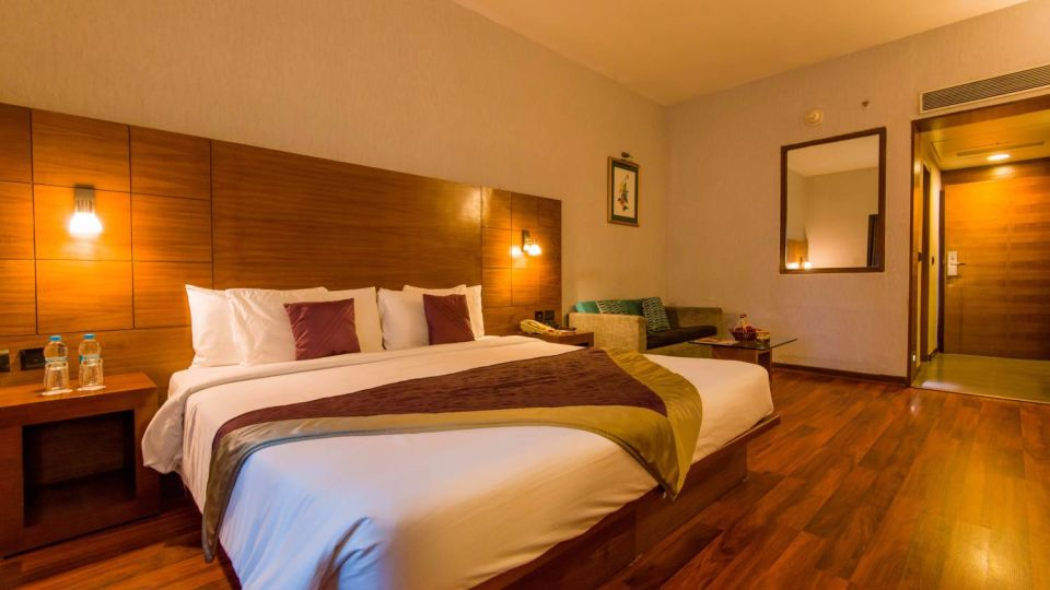 Rooms In Pune  The Orchid Hotel Pune   Ecotel Hotel In India 22