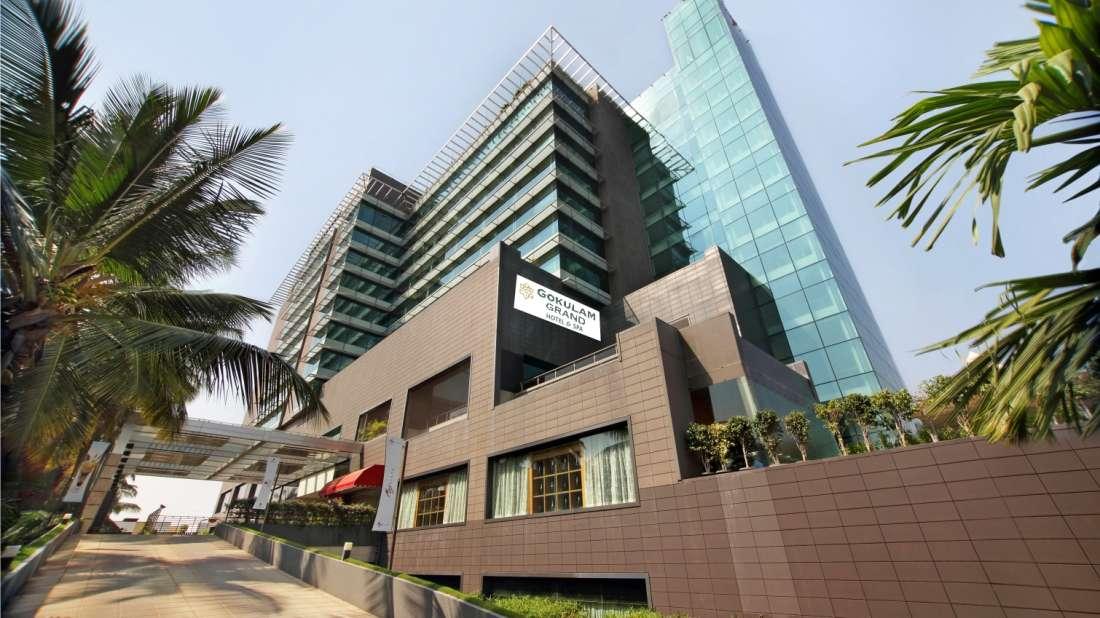 Gokulam Grand Hotel & Spa Bangalore