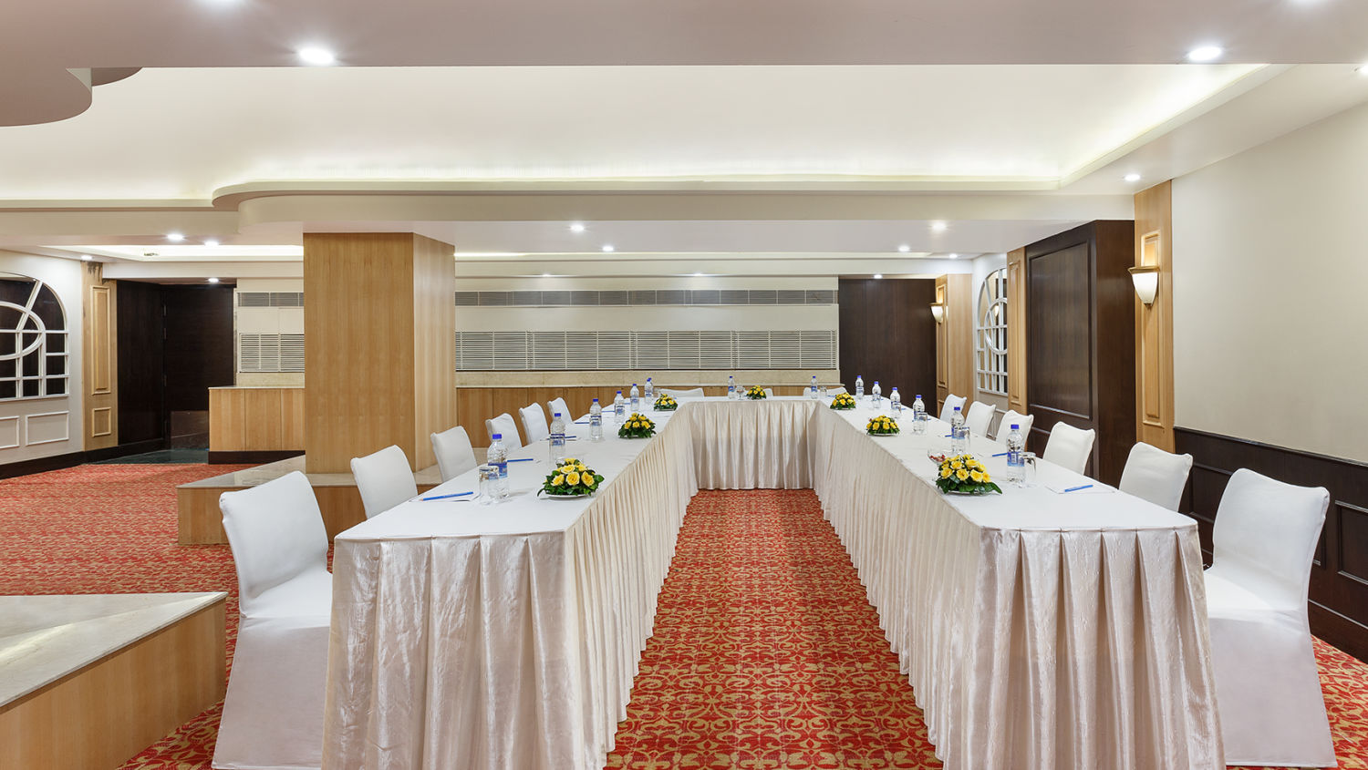 Meeting Room at La Place Sarovar Portico Lucknow, best hotels in lucknow 3