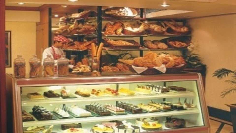 The Orchid Mumbai Vile Parle Mumbai The Gourmet Shop at Orchid Hotel Mumbai Airport 1