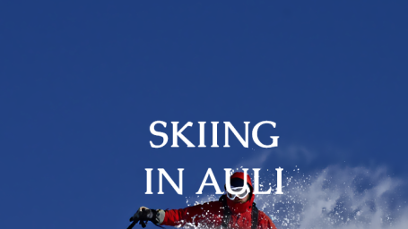 The Bungalows  Skiing Auli