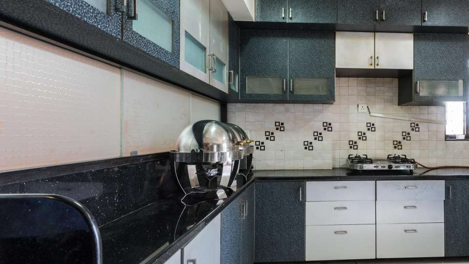 Dragonfly Apartments, Andheri, Mumbai Mumbai Kitchen Dragonfly Service Apartments Andheri Mumbai