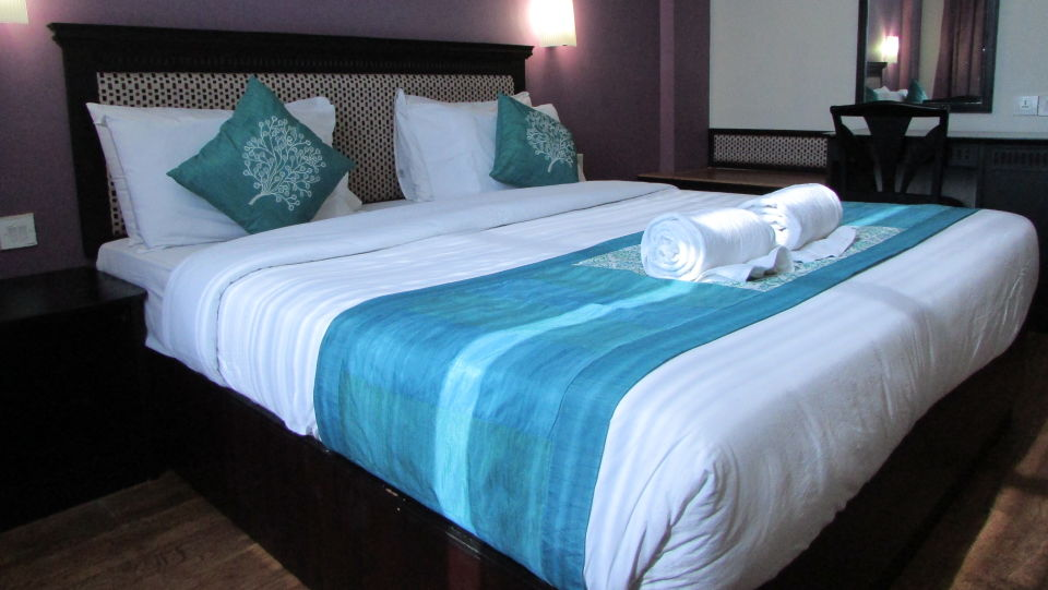 Harbour View Residency Cochin Standard Room Hotel Harbour View Residency Cochin 2