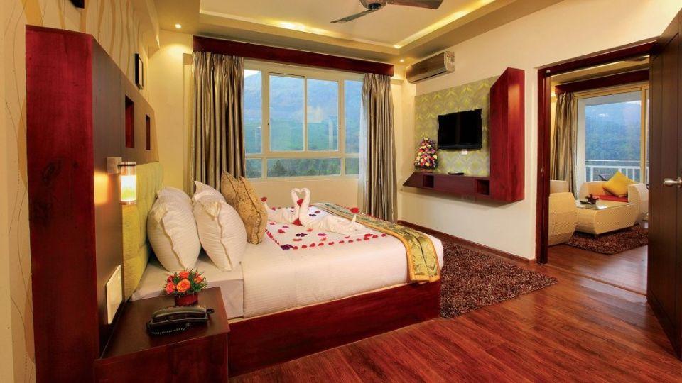 Presidential Suites 3, Gokulam Park Munnar, Suites in Munnar