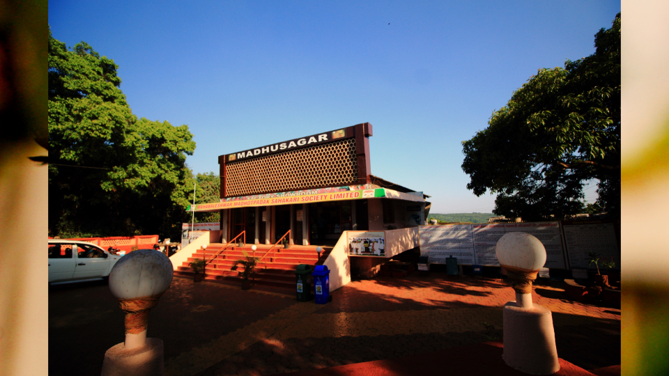 Grand resort Behind Madhusagar