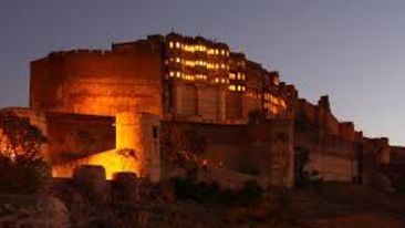 Mehrangarh Fort Park Plaza Jodhpur