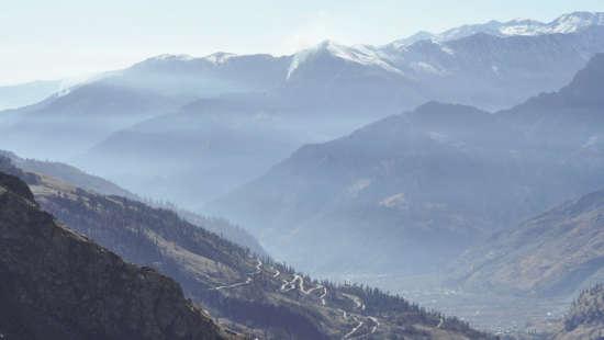Shaily-Peak Shimla