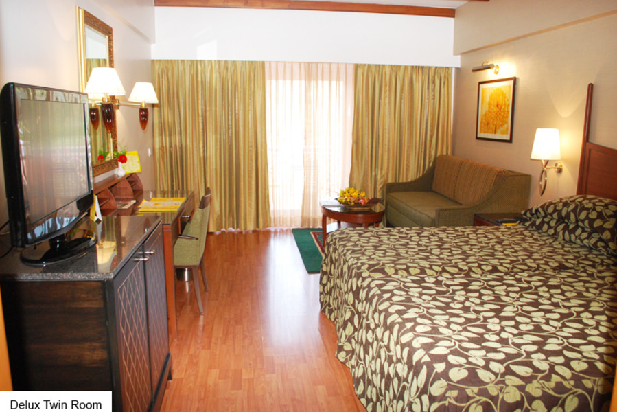 alt-text Deluxe rooms at The Carlton Kodaikanal, Rooms In Kodaikanal,  Hotel Near Kodaikanal Lake